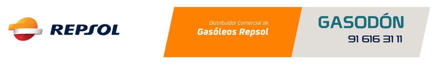 Distribuidor de gasóleos de calefacción. Alcorcón y Comunidad de Madrid
